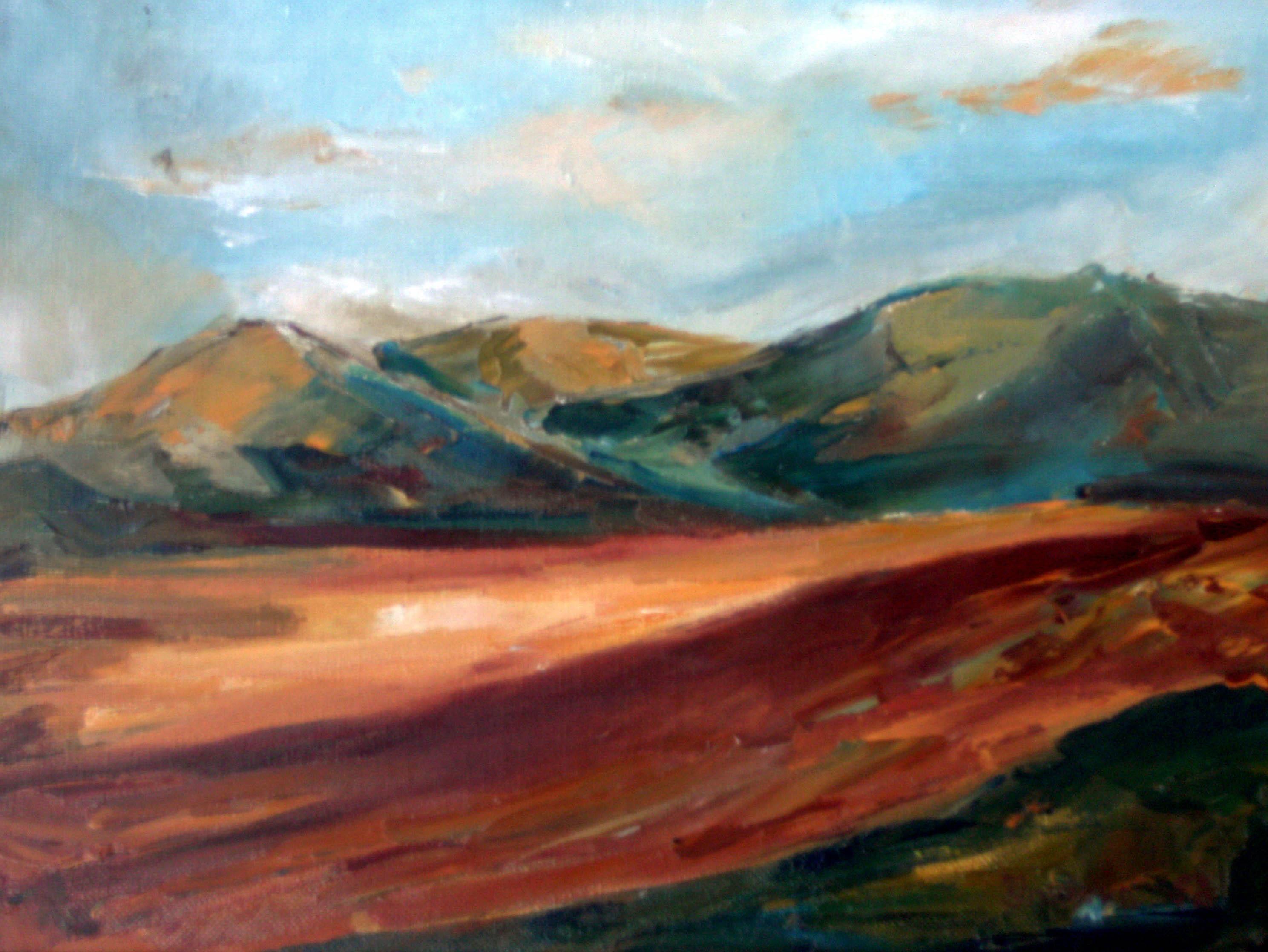 Landschaft - Erinnerungen